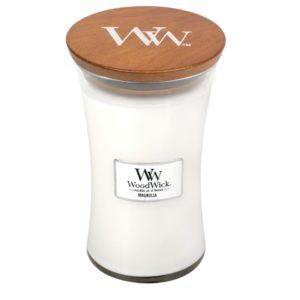 WoodWick® Large Candle – Magnolia