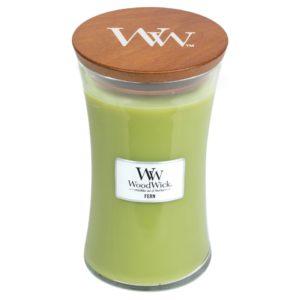 WoodWick® Large Candle – Fern