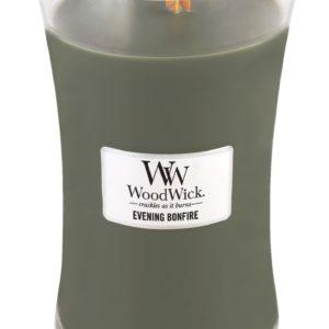 WoodWick®Large Candle – Evening Bonfire