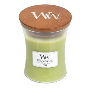 WoodWick® Medium Candle – Fern