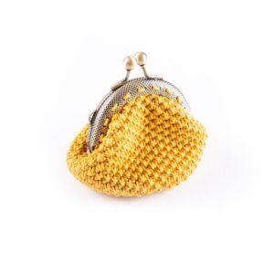 Pia- Handgemaakte Geldbeugel – La Petite Rooze