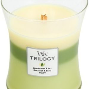 WoodWick® Medium Candle – Garden Oasis