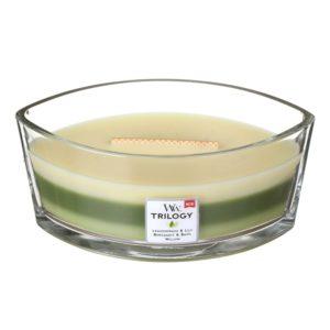 WoodWick® Elipse Candle – Garden Oasis