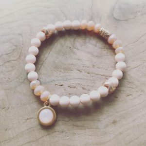 Kimmie – Handgemaakte Armband