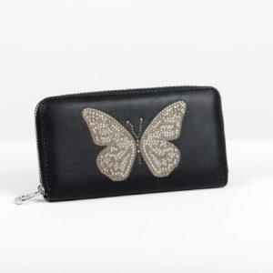 Portefeuille met Vlinder