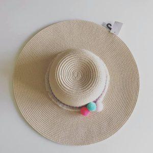 Bohemian zomer hoed
