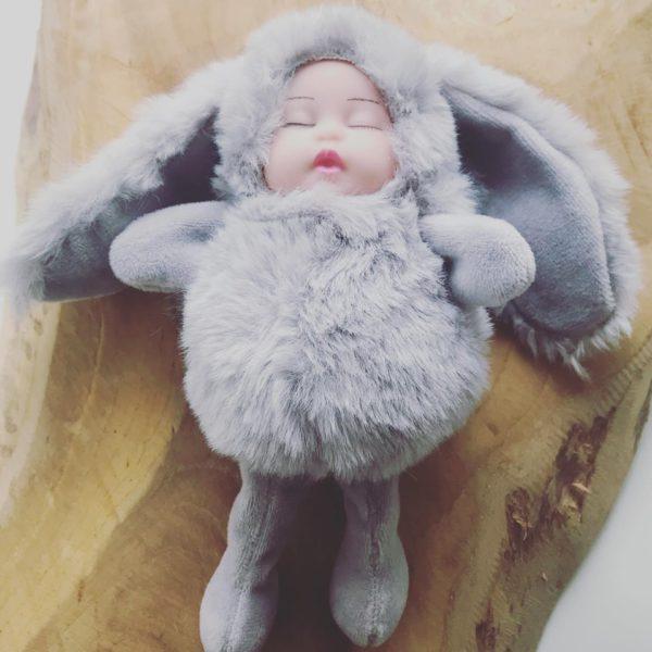 Sleutelhanger – Baby Konijntje