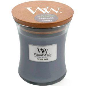 WoodWick® Medium Candle – Evening Onyx