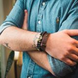 Frank – Handgemaakte armband voor Mannen