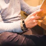 Boris – Lederen Cuoio armband voor Mannen