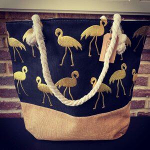 Flamingo – Strandtas