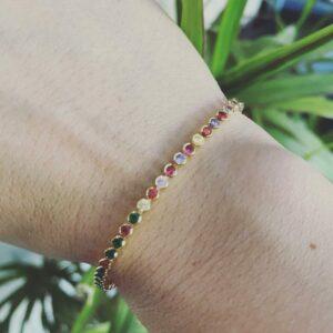 Rabia – Zirkonia Armband