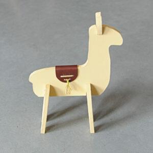3D Alpaca – Pastelgeel