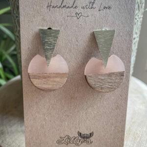 Lente – Handgemaakte oorsteker