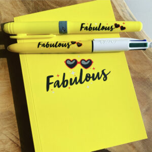 Bic – My Message Kit – Fabulous