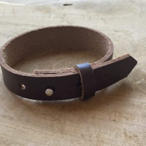 Enrico – Lederen Cuoio armband voor Mannen