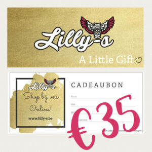 Lilly-s Cadeaubon – 35 euro