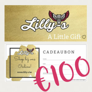 Lilly-s Cadeaubon – 100 euro