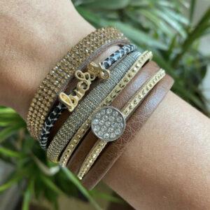 Ebba – Armband met magneetsluiting