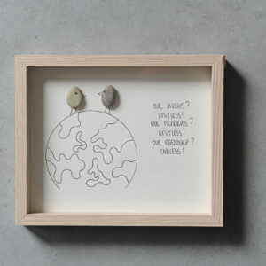 Kader Pebble Art -Our laughs, limitless…