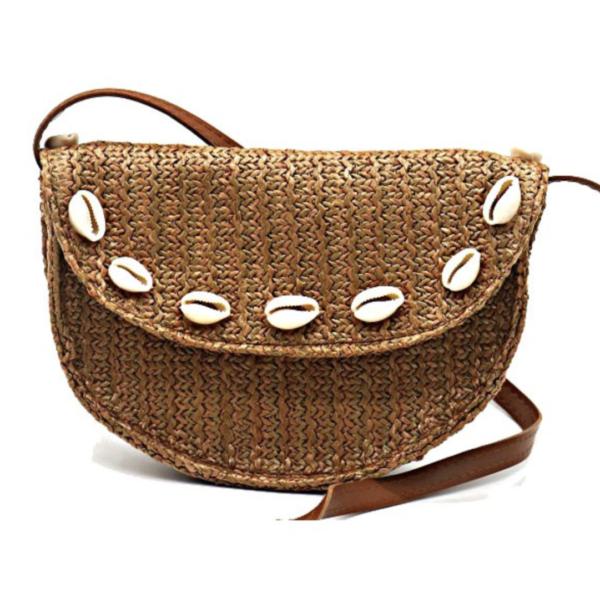 Gabriella – Crossbody Bag met schelpjes