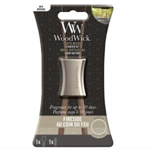 Woodwick- Auto Reeds Starter Kit – Fireside