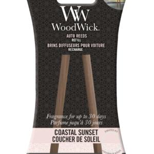 Woodwick- Auto Reeds Refill – Coastal Sunset