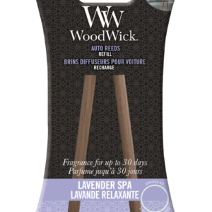 Woodwick- Auto Reeds Refill – Lavender Spa