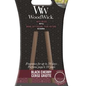 Woodwick- Auto Reeds Refill – Black Cherry