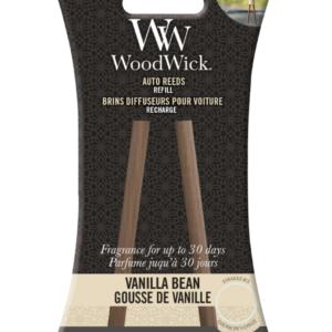 Woodwick- Auto Reeds Refill – Vanilla Bean