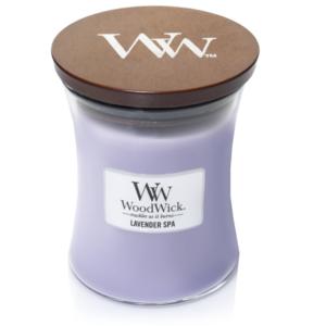 WoodWick® Medium Candle – Lavender Spa