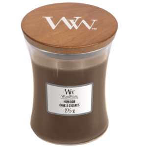 WoodWick® Medium Candle – Humidor