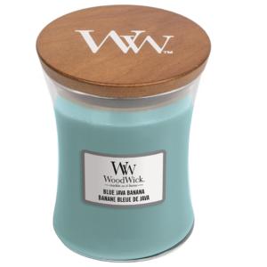 WoodWick® Medium Candle – Blue Java Banana