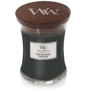 WoodWick® Medium Candle – Black Peppercorn
