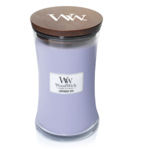 WoodWick® Large Candle – Lavender Spa