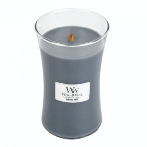 WoodWick® Large Candle – Evening Onyx