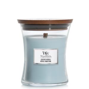 WoodWick® Medium Candle – Seaside Neroli